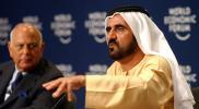 مقطع مصور لمحمد بن راشد في يوم ميلاده يتصدر تويتر الإمارات (فيديو)
