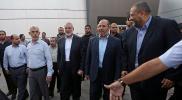 """بعد زيارة """"حماس"""" لإيران """"إسماعيل هنية"""" وسط تل أبيب.. ماذا يحدث؟!"""