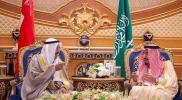 """بعد فاجعة """"آل سعود"""".. رسالة عاجلة من أمير الكويت إلى """"الملك سلمان"""""""
