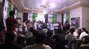 إحياء للذكرى الثانية لاستشهاد عبد الباسط الساورت... فعالية ثورية في مدينة الباب شرق حلب