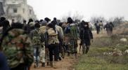 """""""تحرير الشام"""" تعزز مواقعها جنوب حلب بعد رصد حشودات للنظام"""