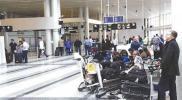 مركز حقوقي : الأمن اللبناني يحتجز لاجئين سوريين داخل مطار بيروت