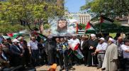 لبنان: اعتصام تضامني مع الأسرى في سجون الاحتلال
