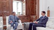 مؤسسة إعلامية خليجية تحاور بشار الأسد لأول مرة منذ 8 أعوام.. خطوة نحو التطبيع
