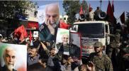 نجاة قيادي عراقي بارز في الحرس الإيراني من محاولة اغتيال بدرعا