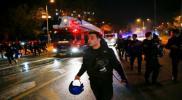 """تركيا تتهم ميليشيا """"PYD"""" بالتورط في تفجير مبنى الضرائب بأنقرة"""