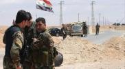"""ضربة موجعة جديدة لميليشيا """"لواء القدس """"وقوات الأسد في البادية السورية"""
