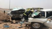 شرطة سلطنة عُمان توضح حقيقة فيديو تصادم 13 سيارة بالسلطنة (فيديو)