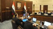 """صحيفة """"حزب الله"""" تُفجّر مفاجأة عن أحد الوزراء الجدد بحكومة بشار الأسد"""