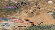 """قوات الأسد تستغل هجوم تنيظم """" الدولة """" على الريف الشمالي وتسعى لتطويق حلب"""