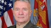 """أول تعليق من الجيش الأمريكي على الظهور المفاجئ لـ""""البغدادي"""""""