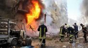 مصادر تنفي مزاعم روسية حول انفجار مستودع كيماوي للفصائل غرب حلب