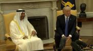 """""""ترامب"""": الإمارات تماطل في حل أزمة الخليج"""