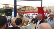 """في الذكرى الـ73 للجلاء.. النظام يوجِّه رسالة للسوريين بنصب تمثال لـ""""باسل الأسد"""" في دير الزور (صور)"""