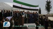 الإئتلاف الوطني يفتتح مقره الأول داخل سوريا