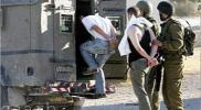 إصابة شاب فلسطيني واعتقال آخرين بمداهمات في الضفة