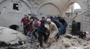 ضحايا وجرحى جراء استمرار التصعيد العسكري على إدلب وحماة