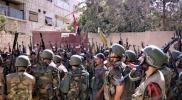 هربًا من معارك حماة.. انشقاق جماعي لعناصر قوات النظام في دمشق