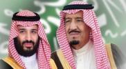 الملك سلمان وولي عهده يوجهان رسالة إلى السلطان قابوس بعد تطورات مهمة