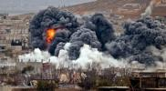 النظام يصعد قصفه على ريف حماة في ذكرى مجزرة حلفايا