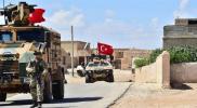 اجراء عسكري تركي قرب الحدود السورية بعد الهجوم على قواتها في إدلب