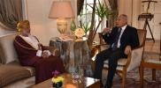 """زيارة خاطفة لـ""""أحمد أبو الغيط"""" إلى سلطنة عمان وسط أنباء عن تدهور صحة السلطان قابوس"""