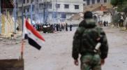 """الكشف عن تفاصيل الهجوم على """"حاجز السوق"""" في مدينة الصنمين بدرعا"""