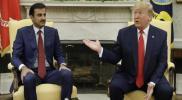 أمير سعودي يعلق على زيارة أمير قطر لواشنطن ويكشف معلومة خطيرة