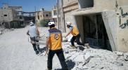 """نظام الأسد يعتقل عناصر سابقين من """"الخوذ البيضاء"""" في القنيطرة"""