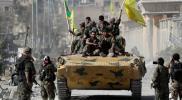 قسد تعلن انتهاء معركة الباغوز وهزيمة تنظيم الدولة في شرق الفرات