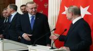 """""""خارطة طريق إدلب"""".. صحيفة تركية تتوقع ما سيبحثه """"أردوغان"""" و""""بوتين"""" في سوتشي"""