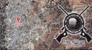 """خاص الدرر  """"سرية أبو عمارة"""" تستهدف ضابط بارز في النظام بحماة"""