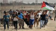"""مقتل 7 فلسطينيين برصاص الاحتلال بجمعة """"انتفاضة الأقصى"""" في غزة"""