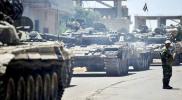 بعد فشل الفرقة الرابعة في اقتحام درعا البلد.. روسيا تتدخل وتهدد الأهالي بمساندة نظام الأسد عسكريا