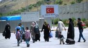 """""""معبر باب الهوى"""" ينشر إحصائية بأرقام المرحلين من تركيا للشمال السوري"""