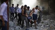 """""""منسقو الاستجابة"""" ينشر احصائية جديدة عن حصيلة ضحايا التصعيد العسكري على المناطق المحررة"""