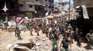 """رعب جديد.. جثامين """"تنظيم الدولة"""" تفتك بـ""""الحرس الجمهوري"""" في اليرموك"""