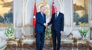 """قيس سعيد يصدم """"أردوغان"""" بعد زيارة مفاجئة لتونس"""