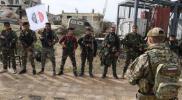 """الجيش الروسي يُكلِّف ضباطًا بمهمة مع ميليشيا """"لواء القدس"""" الفلسطيني في حلب (صور)"""
