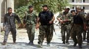شبيحة النظام يعتدون بالضرب على أحد المدنيين بدير الزور (فيديو)