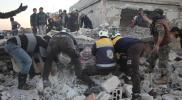"""""""منسقو الاستجابة"""" يوثق أعداد ضحايا القصف في الشمال السوري المحرر"""