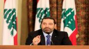 """""""الحريري"""" يصف لبنان بمخيم كبير للاجئين"""