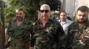 """محاولة اغتيال """"جزّار بانياس"""" في اللاذقية.. و""""سرية أبو عمارة"""" تتبنى العملية"""