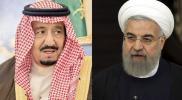 """إيران تكشف ما قاله """"روحاني"""" إلى """"الملك سلمان"""" بشأن القوات الأمريكية في السعودية"""