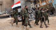 قتلى وجرحى لقوات الأسد بتفجير حافلة عسكرية غرب السويداء