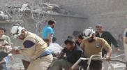 26 ضحية مدنية أمس الاربعاء في مناطق متفرقة بسوريا