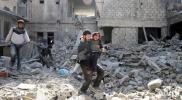 عشرات الضحايا في قصف لنظام الأسد على المنطقة منزوعة السلاح