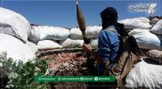 """قيادي بـ""""جيش العزة"""" لـ""""الدرر"""": كبدنا النظام خسائر كبيرة فجرًا شمالي حماة"""