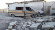 بالقرب من نقطة المراقبة التركية بريف حماة.. جرحى مدنييون بينهم طفلة وأضرار بمركز للدفاع المدني بقصف نظام الأسد
