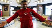 """شاهد.. طباخ تركي يشكر """"بوتين"""" على """"إس 400"""" بطريقته الخاصة (فيديو)"""